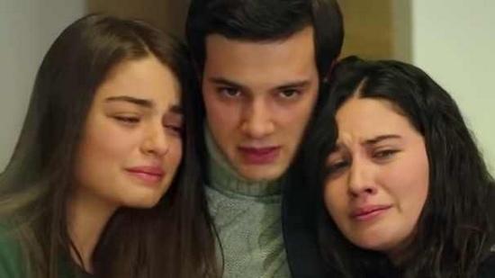 المسلسل التركى ورد وشوك