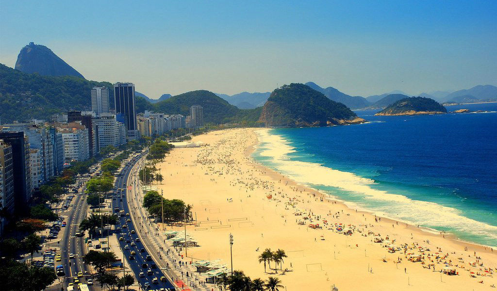 Rio De Janeiro Brasile