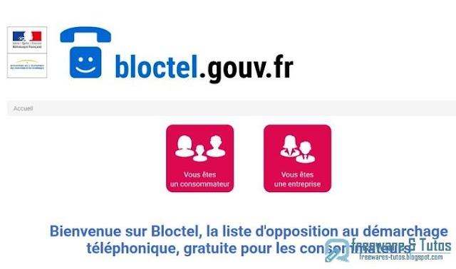 Bloctel : pour lutter contre le démarchage téléphonique