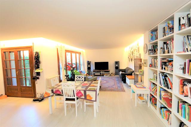 550.000 € Prachtig vier slaapkamer appartement met tuin te koop in ...