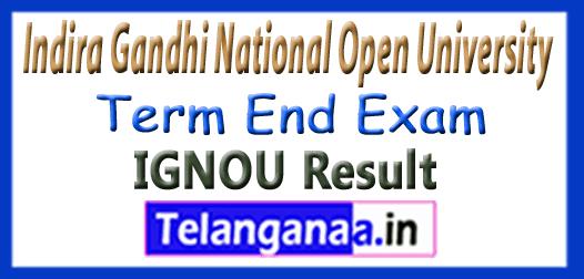 IGNOU Indira Gandhi National Open University