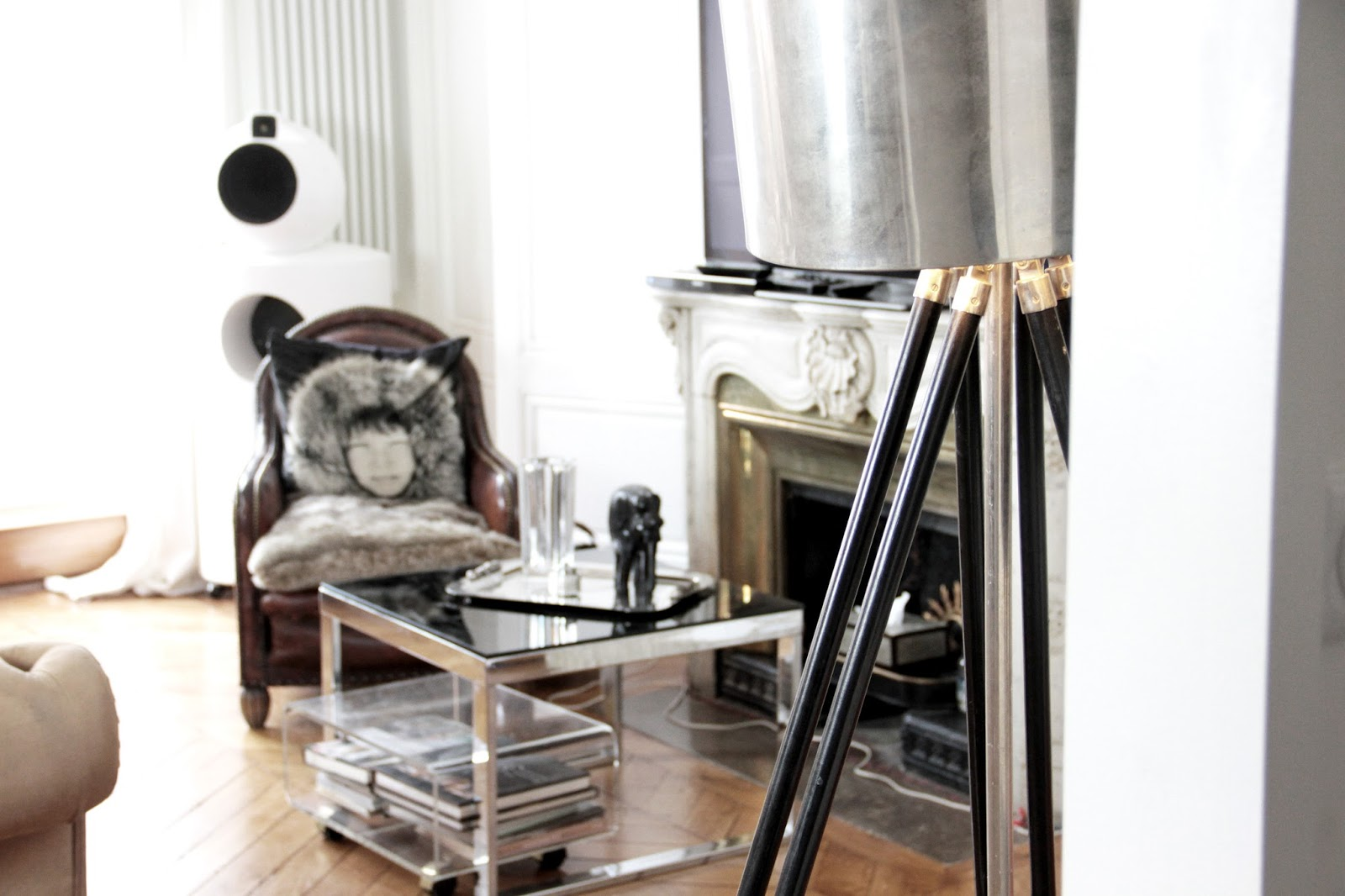 Marcel gracieuse at home o meubler son appartement for Meubler son appartement