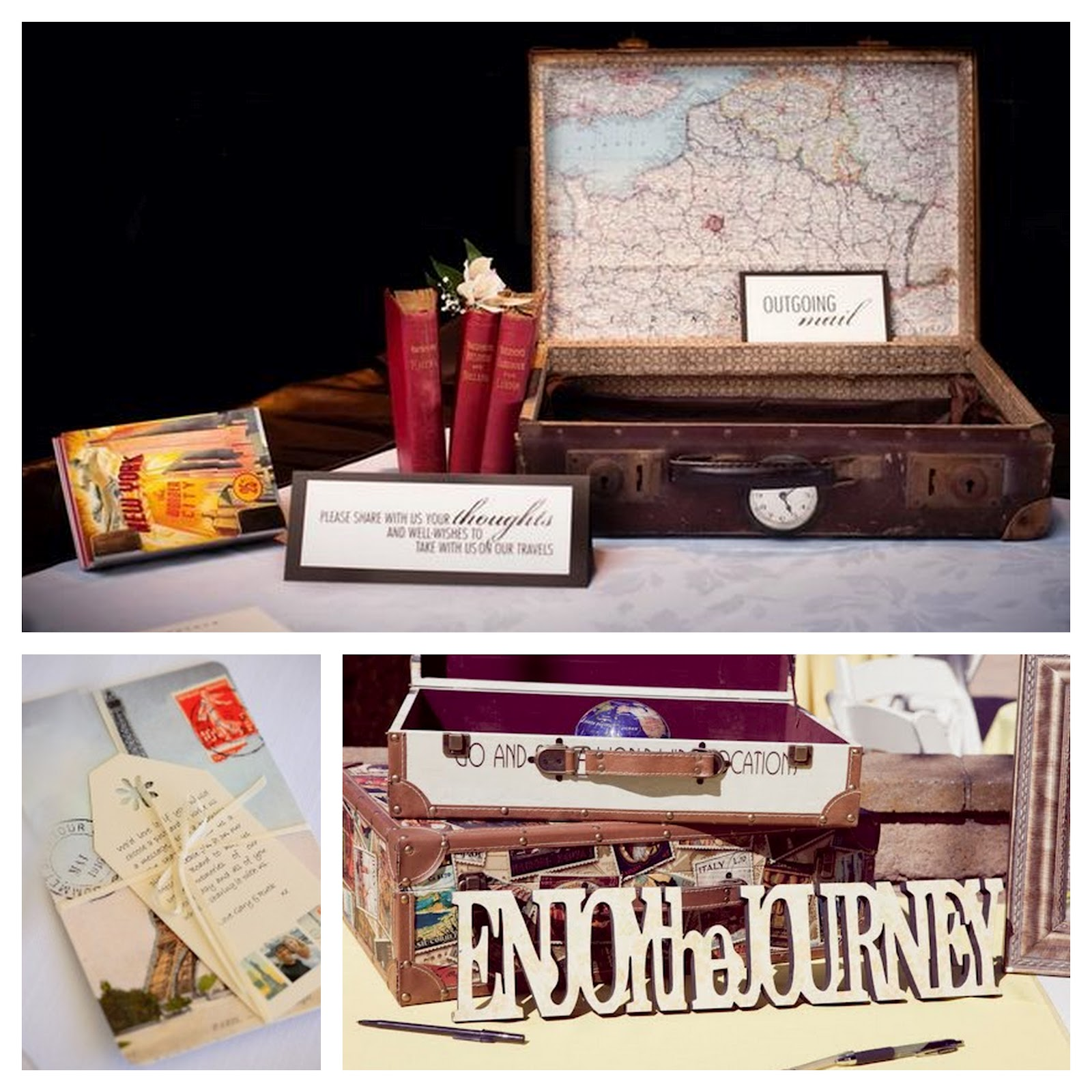 Travel Inspired Guest Room: Plan Me Perfect :: Wedding And Event Designers: A Travel