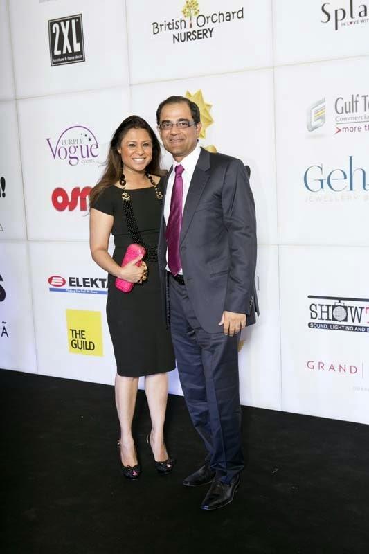 Vrinda and Varun Rajpal, Masala! Awards 2014 Photo Gallery