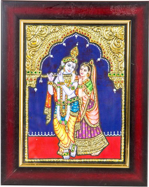 tanjore paintings gallery