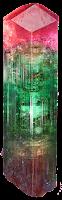 Turmalina multicolor - foro de minerales