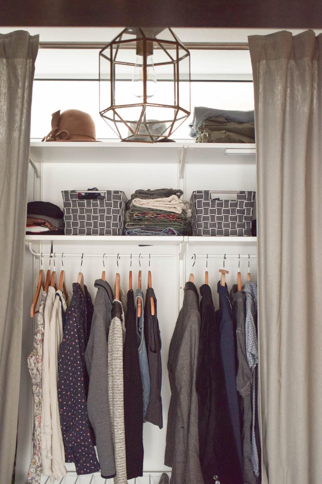 Aufbewahrung mit Wenko Wäsche praktisch Kleiderschrank Aufbewahrung Körbe