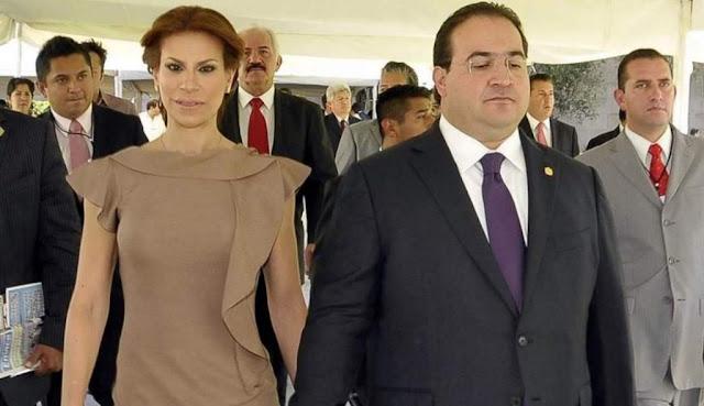 Duarte pactó con el gobierno para dejar libre a Karime Macías y ahora se pasea por Italia