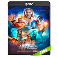 Legends of Tomorrow Temporada 3 Completa HDTV 720p Audio Ingles 5.1 Subtitulada