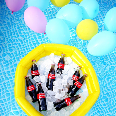 Winner of Our Coca-Cola® Party Giveaway