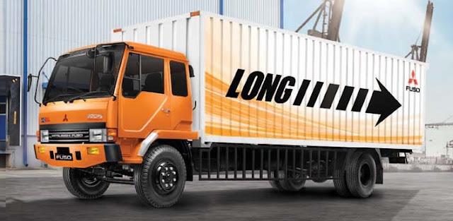 truk fuso long terbaru