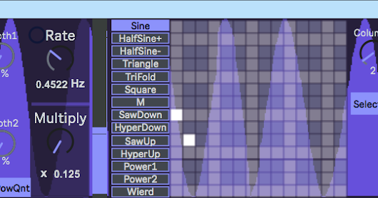 An 'Extreme' Multiplying LFO for MaxforLive