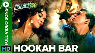 Download Hookah Bar - Khiladi 786 Full HD Video