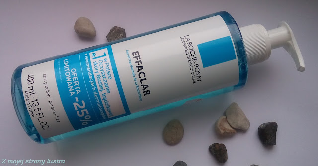 żel Effaclar La Roche-Posay Żel do mycia twarzy