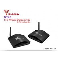 PAKITE PAT-246 2.4GHz cctv camera/tv transmitter receiver