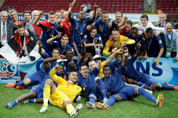 Mundial Sub 20: ANOTANDO FÚTBOL *: RESUMEN MENSUAL * JULIO 2013