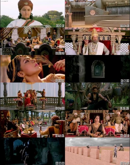 Rudhramadevi 2019 Hindi Dubbed 720p 480p Full Movie Download