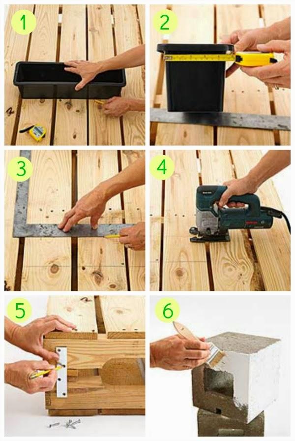 construir una mesa
