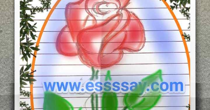 my favorite flower rose essay Short essay on sunflower kraja  short essay on the business of beauty 443 words short essay on the republic day (free to read) advertisements: guidelines.