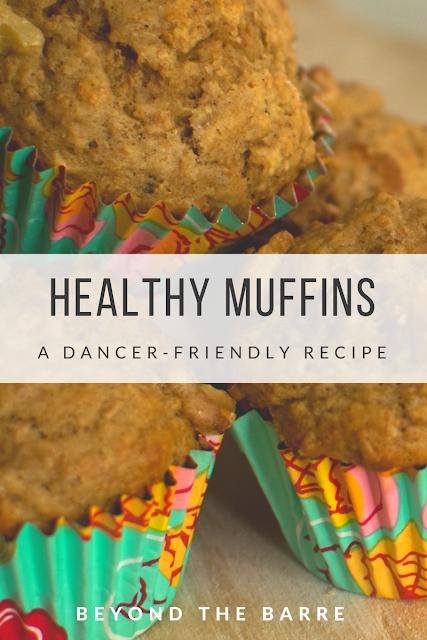 Health-Nut Muffins