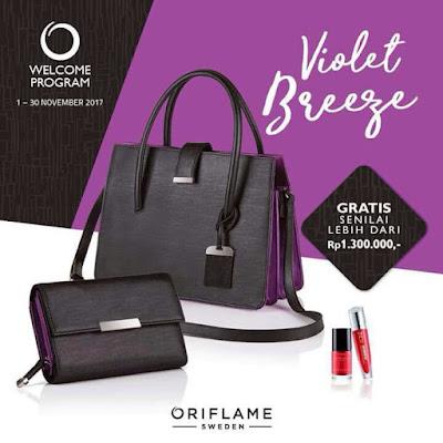 Join Oriflame November 2017 Hanya Rp 14.900
