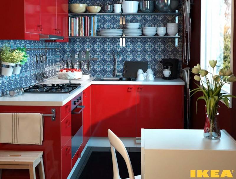 сборка кухни Ikea в москве и области