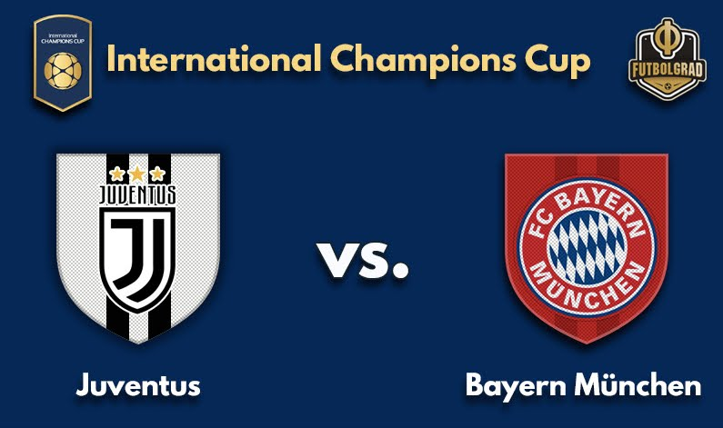 Dove Vedere JUVENTUS BAYERN MONACO Streaming Rojadirecta e Diretta TV Oggi | Amichevole International Champions Cup.