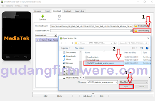 Cara Flashing Advan i7A