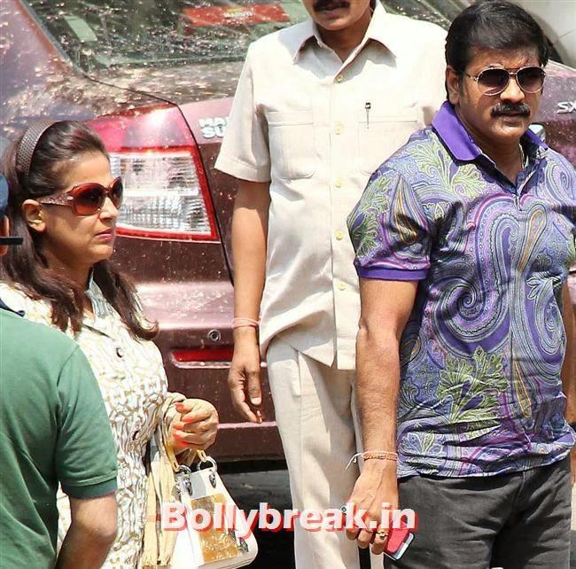 Sachin Ahir, Sanjay Gupta Bollywood Holi Party Pics 2014