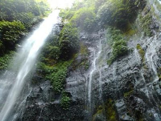 Curug Benowo and Curug Lawe