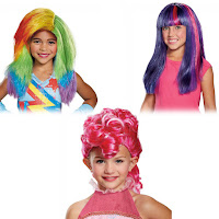 My Little Pony the Movie Children's Wig