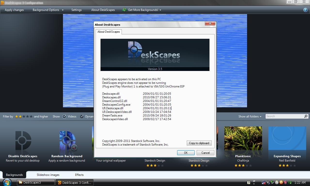Deskscapes 8 Full Cracked Programs