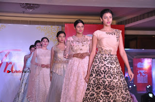 South Indian Celebrities Pos at Love For Handloom Collection Fashion Show  0154.jpg