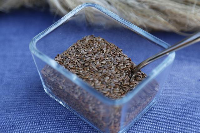Bezglutenowy wrap z siemienia lnianego - zgodny z dietą Davisa