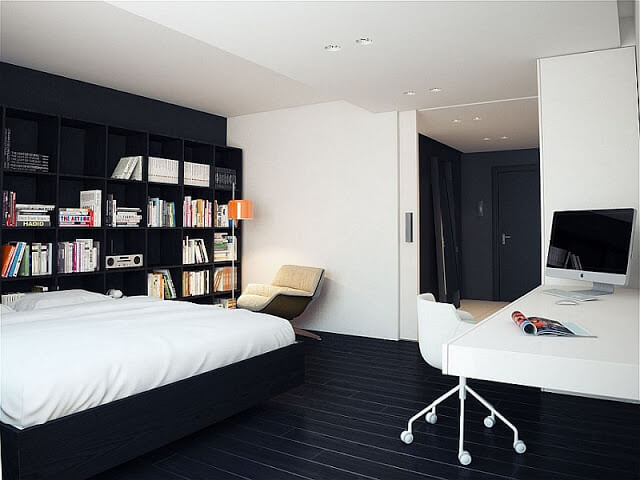 Minimalist Bedroom Design minimal bedroom get inspired by minimal bedroom designs minimalist bedroom design ideas with concrete color schemes Black Minimalist Bedroom Design