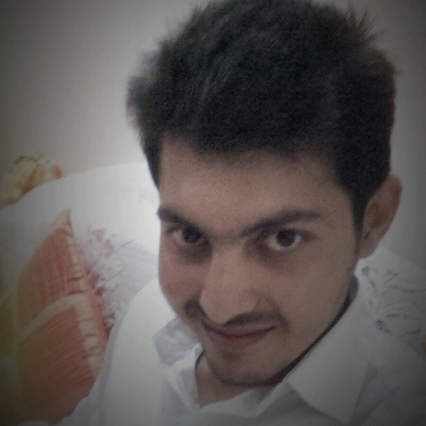Rishabh Datta - Selfie Time at Home