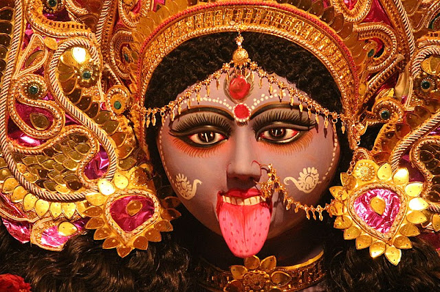 Kalipuja festival