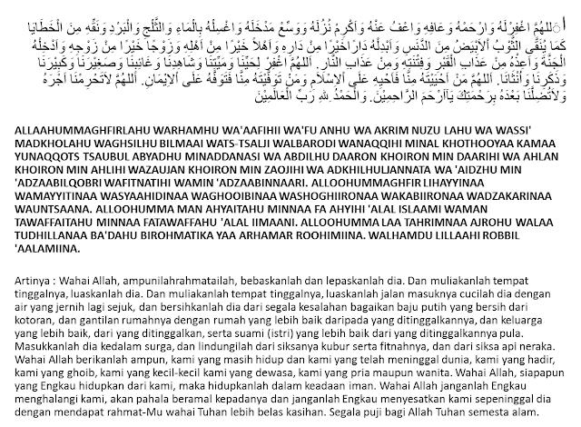 Doa Singkat Ziarah Kubur Sesuai Sunnah, Jadi Mudah Dihafal