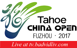 TAHOE China Open 2017 live streaming and videos