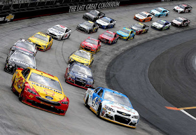 #NASCAR Race Schedule for Bristol Motor Speedway