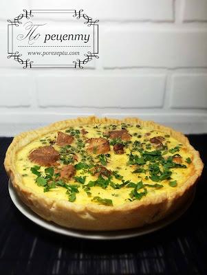 мясная начинка для пирога