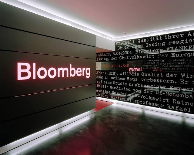 Μπήκε και το Bloomberg στον χορό κατά της Τουρκίας