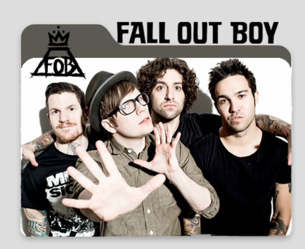 Who Is Fall Out Boy Touring With