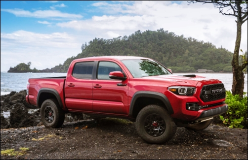 2020 Toyota Tacoma Pro Concept Reviews