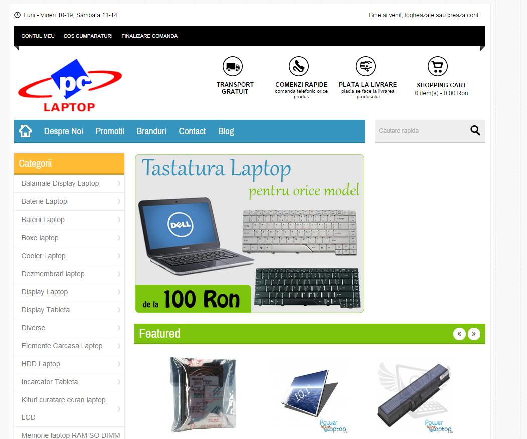 service laptop ieftin
