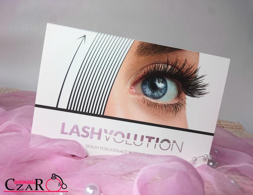 LashVolution - droga do pięknych rzęs