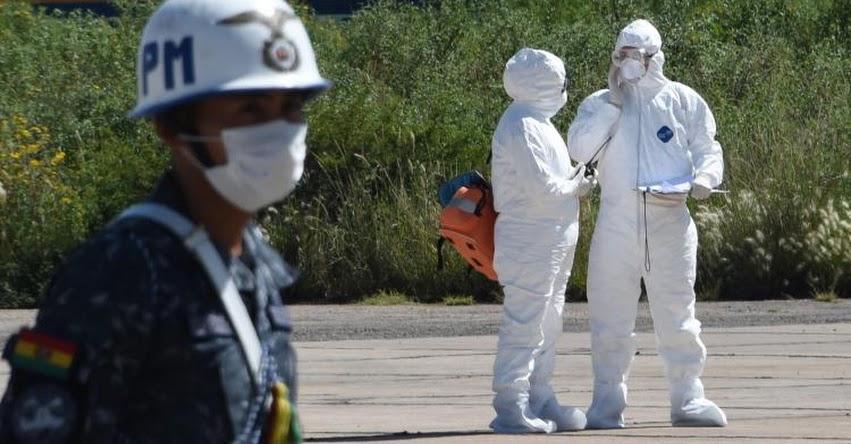 CORONAVIRUS EN BOLIVIA: Ministro de Salud confirma primer fallecido por Covid-19 en el país Altiplánico