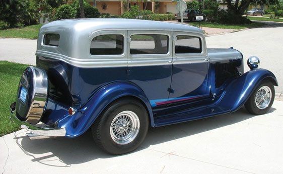 Classic hot rods Dodge Sedan 1933 Pictures Gallery - Hot ...