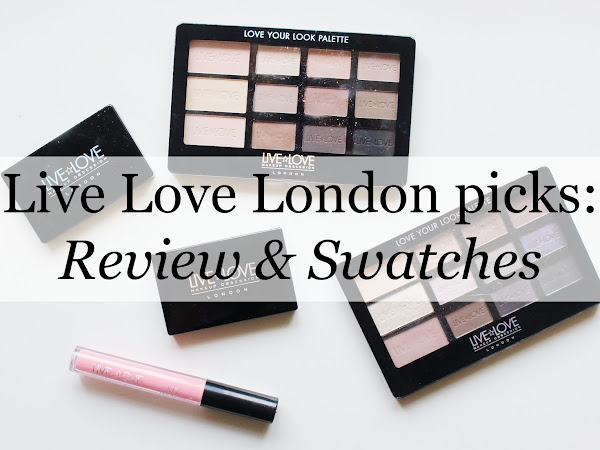 Live Love London Picks: Review + Swatches