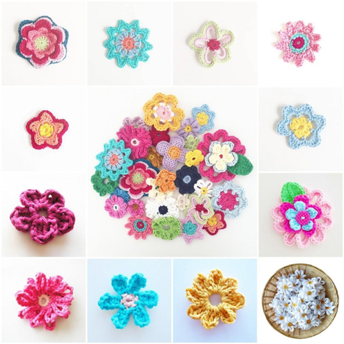 Flower Ebook - Free Patterns